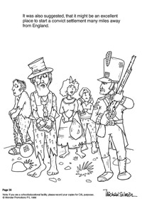 Captain Cook Colouring in3