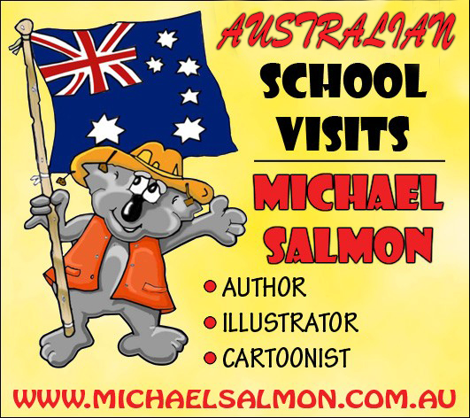 LARGE KOALA SCHOOL VISITS Flag